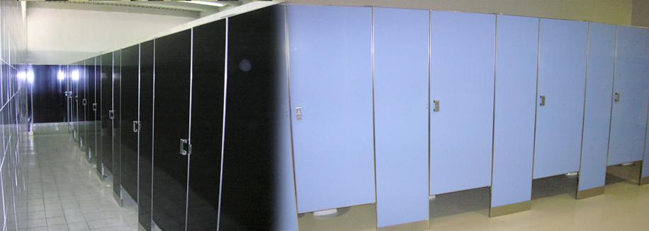 Puertas De Baño Publico: para baños,Mamparas Elegantes,puertas,divisiones sanitarias